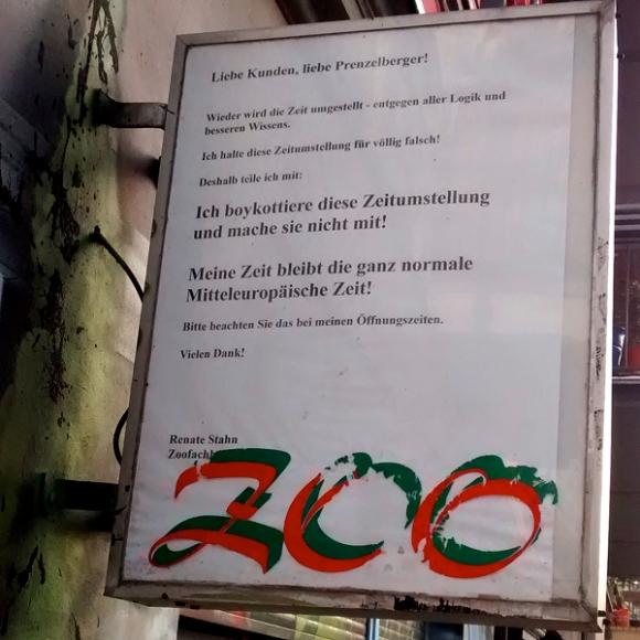 Berlin, Dunckerstraße, Eric E.